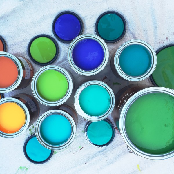 Mural palette
